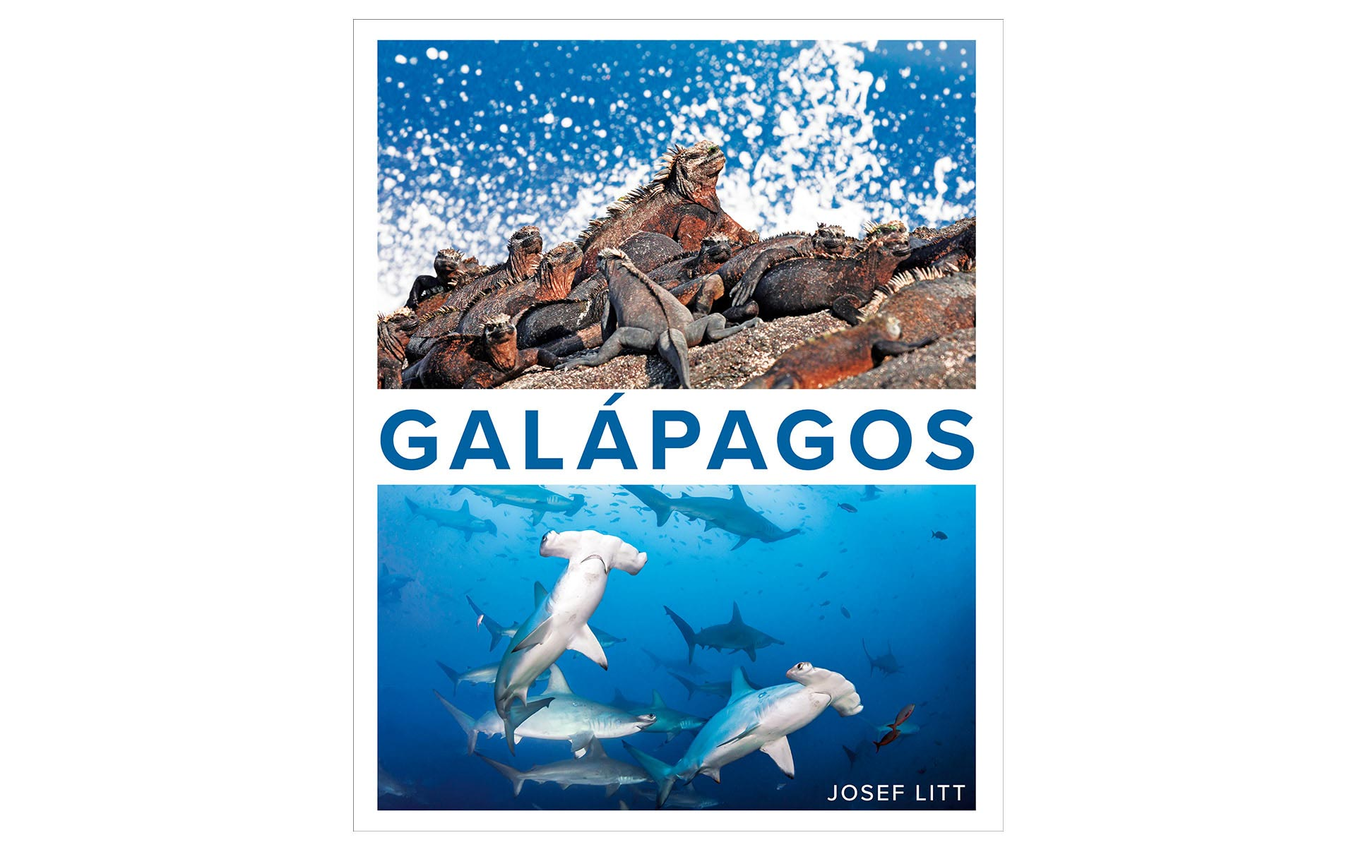 Cover of GALÁPAGOS by Josef Litt