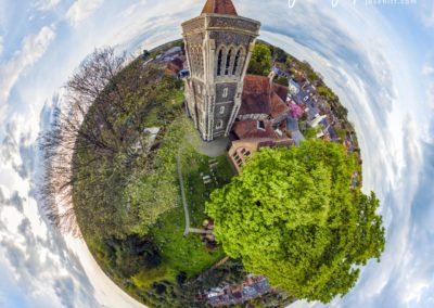 Little Planet Twyford, United Kingdom © Josef Litt