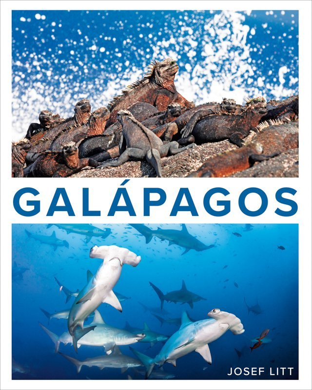 Galapagos - Mostly Underwater Books Travel Guide
